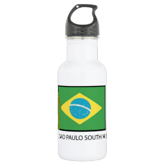 BRAZIL SAO PAULO SOUTH MISSION LDS WATER BOTTLE