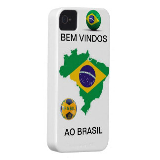 Brazil Show iPhone 4 Case-Mate Cases