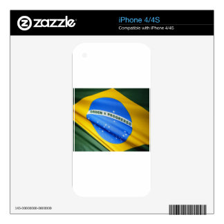 BRAZIL SKINS FOR iPhone 4
