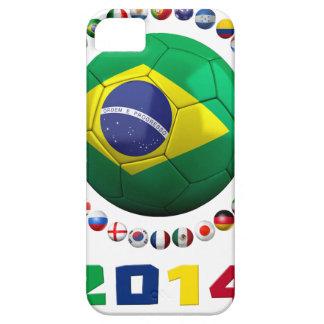 Brazil Soccer  2001 iPhone SE/5/5s Case