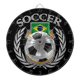 Brazil Soccer 2016 Fan Gear Dart Boards