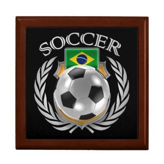 Brazil Soccer 2016 Fan Gear Gift Box