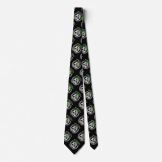 Brazil Soccer 2016 Fan Gear Neck Tie