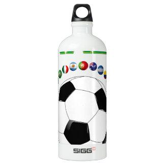 Brazil Soccer  2214 SIGG Traveler 1.0L Water Bottle
