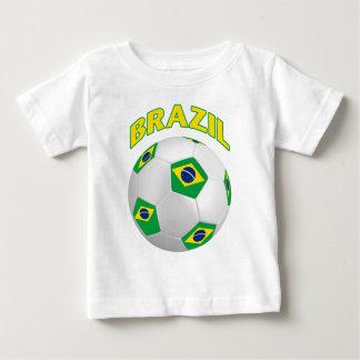 Brazil Soccer Baby T-Shirt