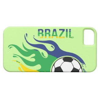 Brazil Soccer Ball iPhone SE/5/5s Case