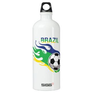 Brazil Soccer Ball SIGG Traveler 1.0L Water Bottle