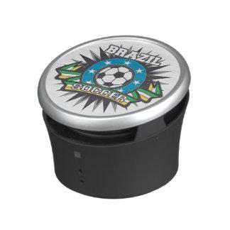 Brazil Soccer Burst Bluetooth Speaker