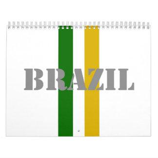 Brazil Soccer Calendar