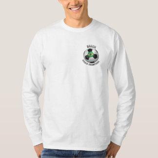 BRAZIL SOCCER CHAMPIONS T-Shirt