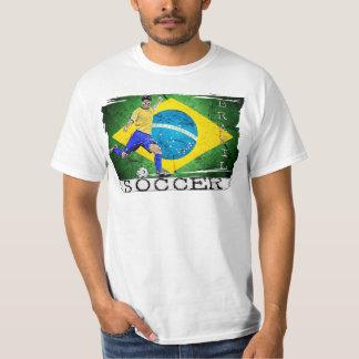 Brazil Soccer Icon T-Shirt