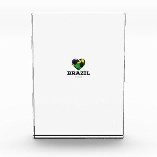 Brazil Soccer Shirt 2016 Award