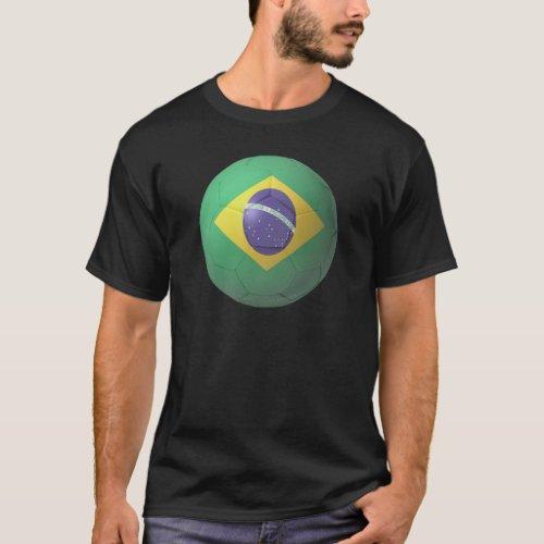 Brazil Soccer T_Shirt