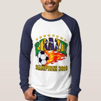 Brazil Soccer T Shirt