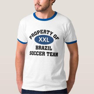 Brazil Soccer team T Shirt