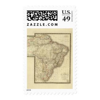 Brazil, South America 2 Stamp