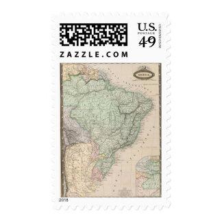 Brazil, South America Postage