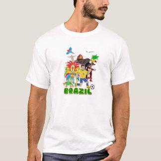 Brazil T-shirt, cute T-Shirt