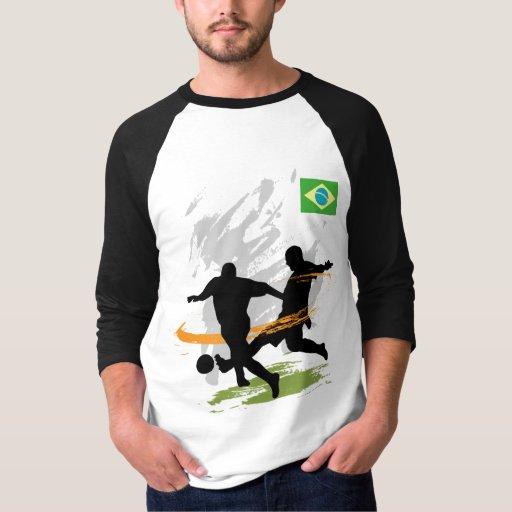 Brazil Team 2014 T-Shirt