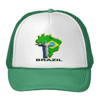 Brazil Trucker Hat