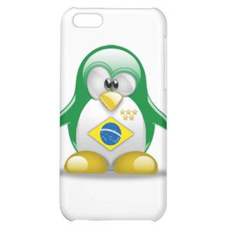 Brazil Tux iPhone 5C Cover