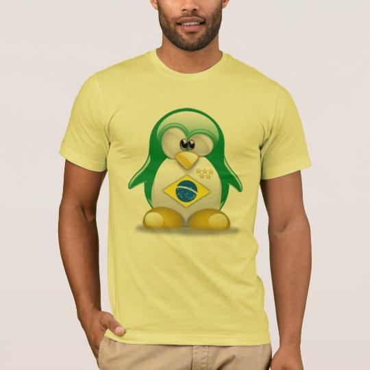 Brazil Tux T-Shirt
