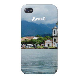 Brazil Village Cases For iPhone 4