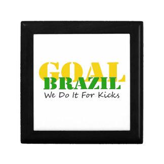 Brazil - We Do It For Kicks Gift Box