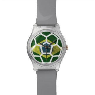 Brazil World Cup Soccer (Football) Watch