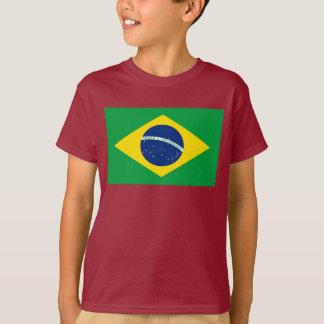 Brazil World Flag T-Shirt