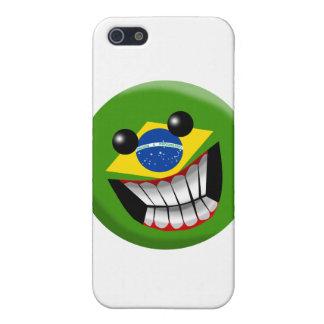 Brazilia Smiley Cover For iPhone SE/5/5s