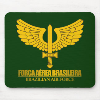 Brazilian Air Force Mouse Pad