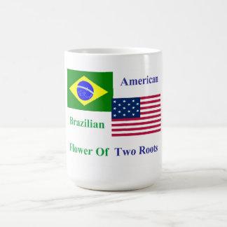 Brazilian-American Coffee Mug