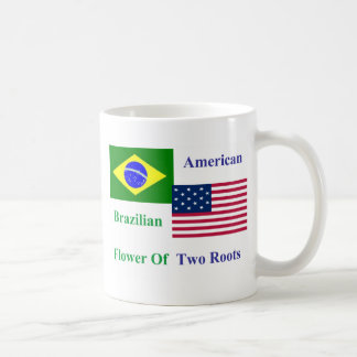 Brazilian-American Mugs