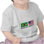 Brazilian American Tee Shirt