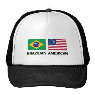 Brazilian American Trucker Hat