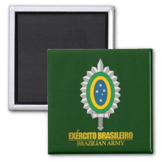 Brazilian Army Emblem Magnet