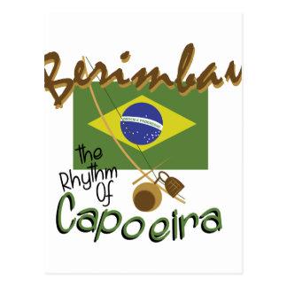 Brazilian Berimbau Postcard