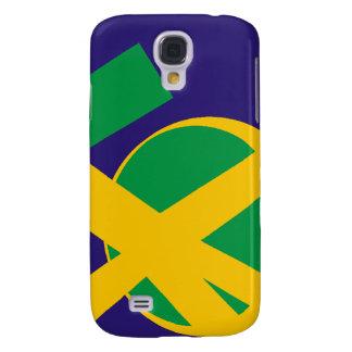 Brazilian Blue Portal Galaxy S4 Case