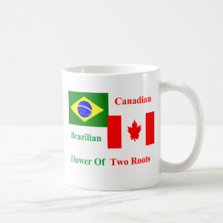 Brazilian Canadian Coffee Mug
