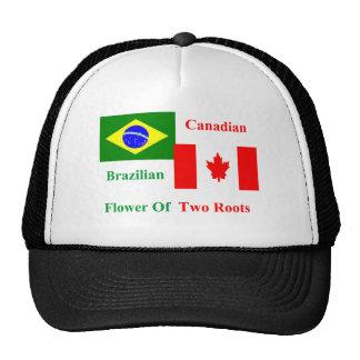 Brazilian Canadian Hat