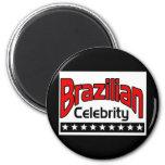 Brazilian Celebrity Magnets