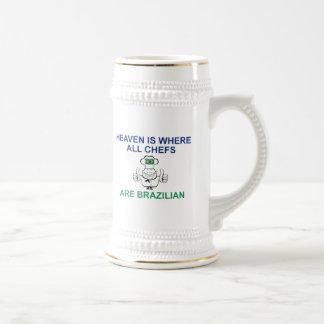 Brazilian Chefs Coffee Mugs