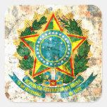 Brazilian Coat of Arms Sticker