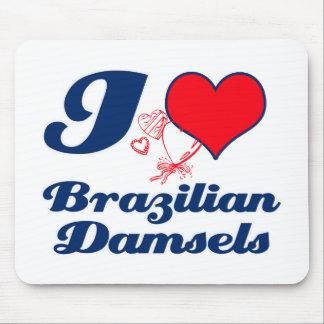 Brazilian design mouse pads