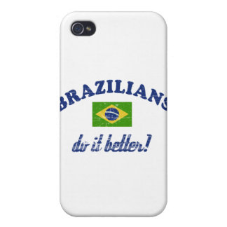 Brazilian do it better cases for iPhone 4