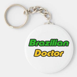 Brazilian Doctor Key Chain