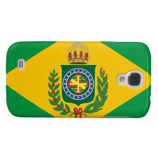 Brazilian Empire flag HTC Vivid phone case Galaxy S4 Cases