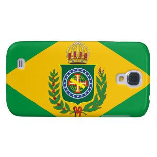 Brazilian Empire flag HTC Vivid phone case Galaxy S4 Cover