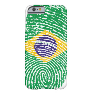 Brazilian Fingerprints Barely There iPhone 6 Case